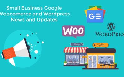 Google & Woocommerce News May 2020